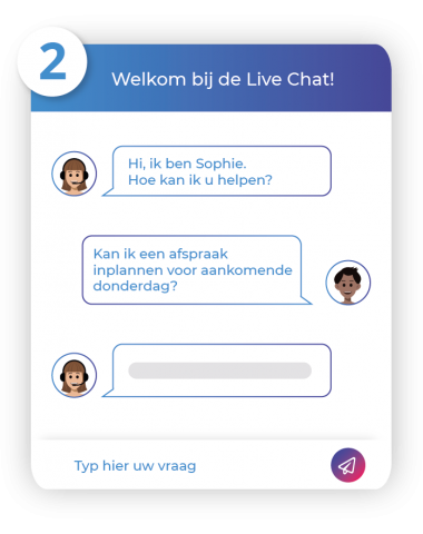 online livechat